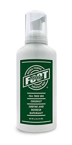 foot hand body wash clean foam