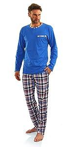 pijama corto para hombre