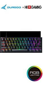 Durgod HK Gaming Venus Keyboard