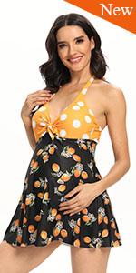 maternity swimsuits plus size