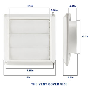 dryer vent cover