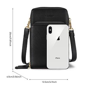 cellphone purse