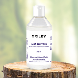 Oriley Instant Hand Sanitizer with 70% Isopropyl Alcohol