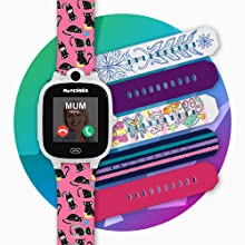 Swappable Straps, interchangeable, customise, accessories
