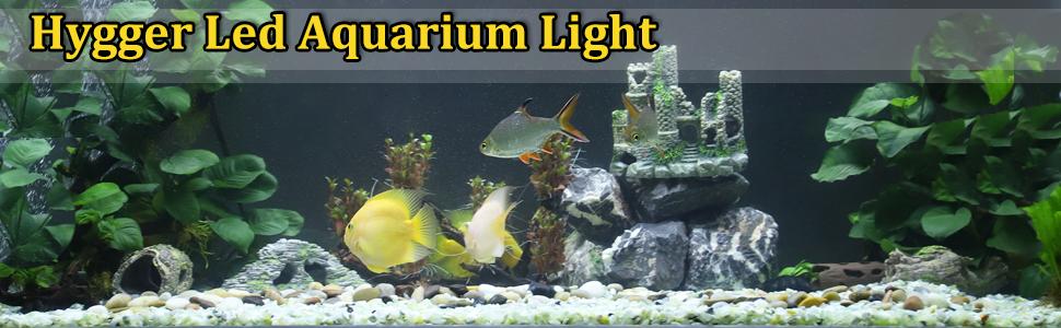 aquarium light clip on