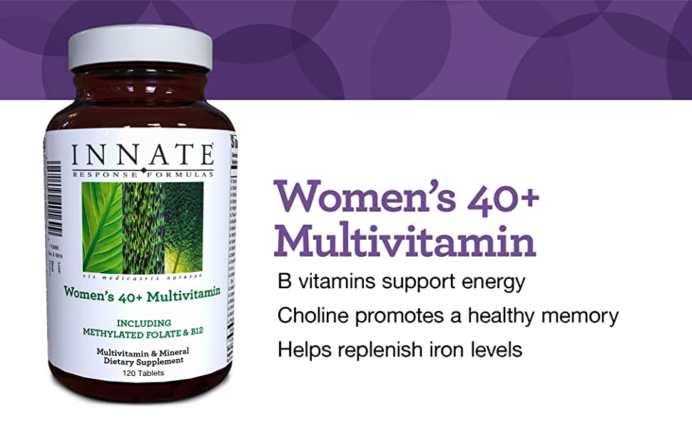 Women's 40+ Multivitamin