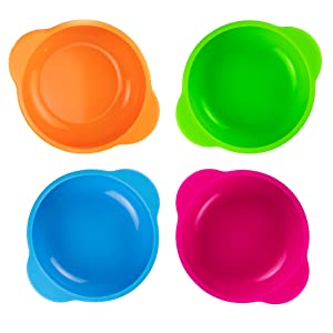 Bright Colorful Bowls to brighten your day