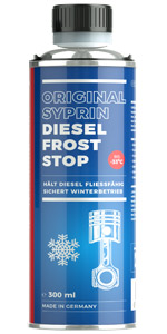 Frost stop
