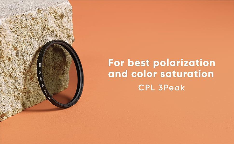 cpl, cpl filter, cpl filters, polariser, polarising filter, polarization, polarizer, polarizing