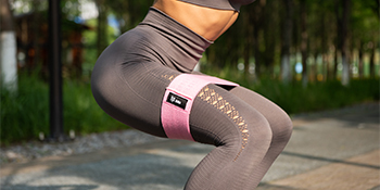 resistant bands for women
