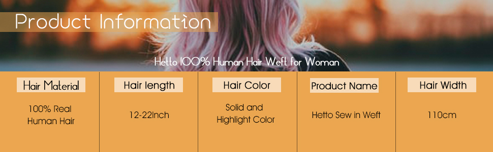 Weft Hair Extensions 100% real human hair Weave Bundles Weft Hair Extensions