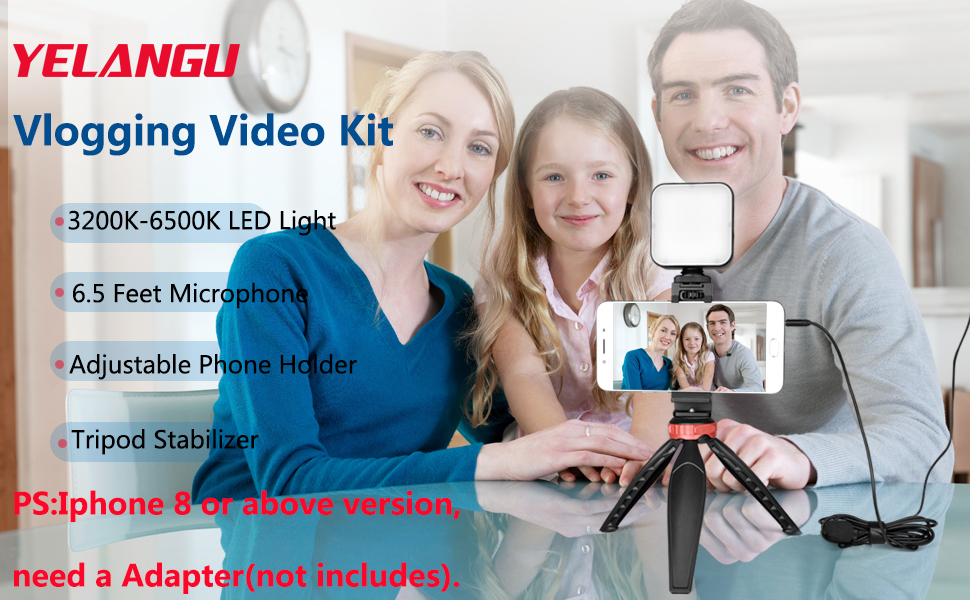 vlogging kits