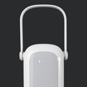 portable travel companion handle led light adjustable carry movable