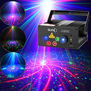 strobe laser lights