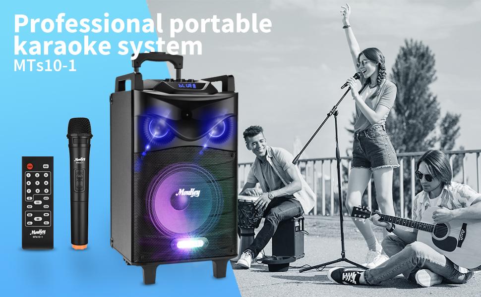 Karaoké Speaker