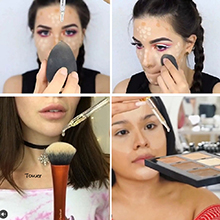 Mix With Foundation
