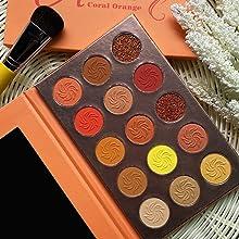 Eyeshadow Cream Matte Glitter Eye Shadow Palette Natural Waterproof Long Lasting Pigmented Eyeshadow