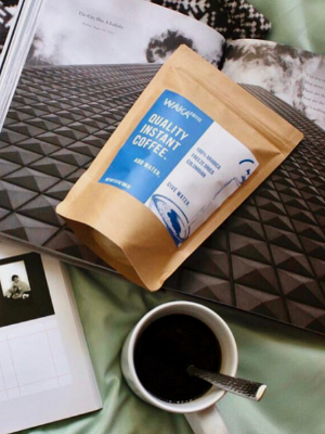 waka coffee gourmet instant coffee
