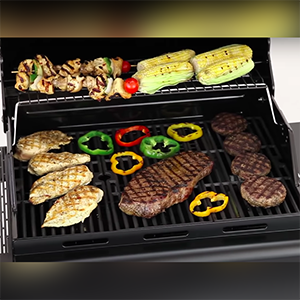 MAKE YOUR GRILL LOOKS LIKE NEW AGAIN