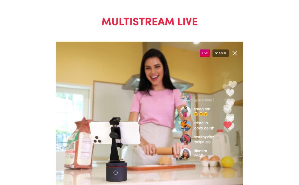 Multi Stream