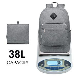 backpack daypack laptop bag lightweight