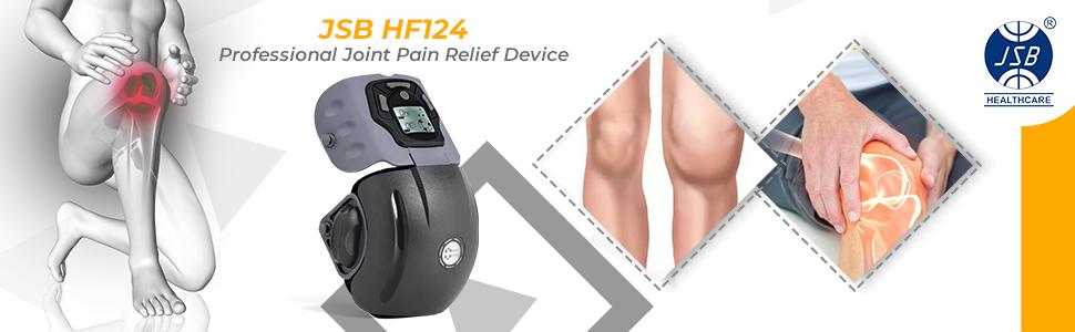 jsb hf124 professional joint pain massager
