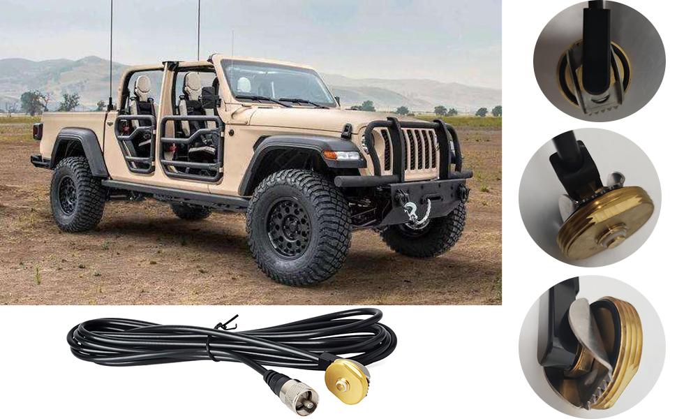 nmo trunk lip mount nmo trunk lip antenna mount trunk mount antenna vhf trunk mount antenna