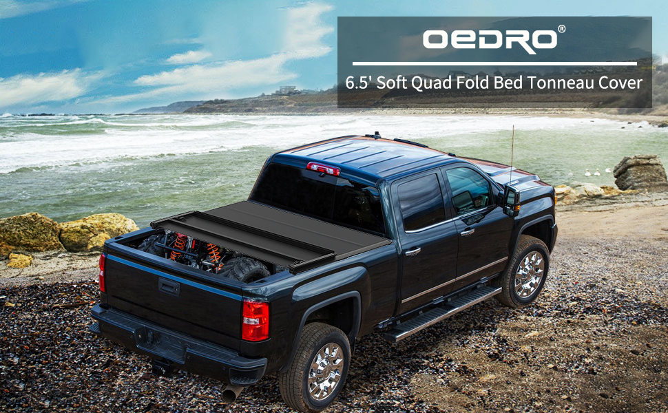 quad fold bed cover