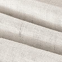 soft and smooth natural linen material