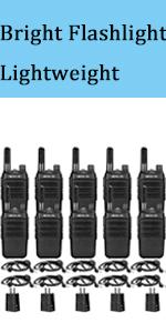 Retevis RB35 walkie talkie i