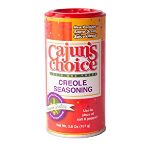 Cajun's Choice Creole Seasoning