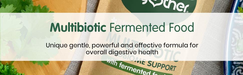 Together Multibiotic probiotic