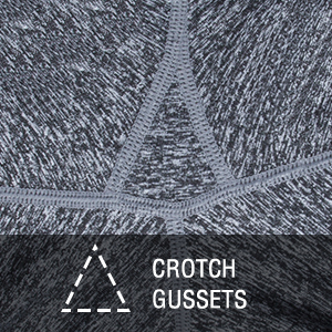 crotch gussets