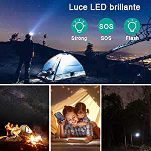 hiluckey-caricabatterie-solare-26800mah-con-4-usb-