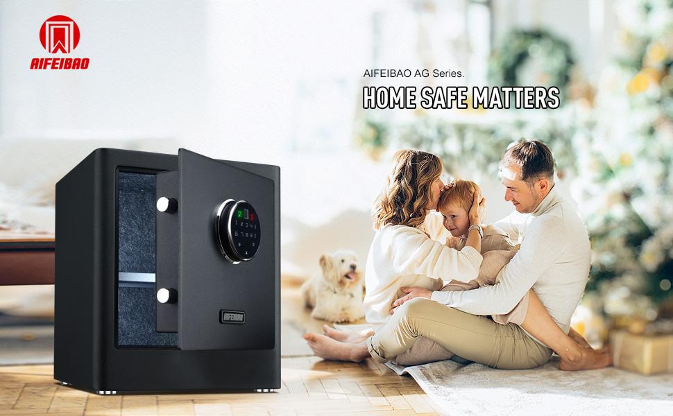 AIFEIBAO AG series home safe matters