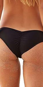 semi thongs