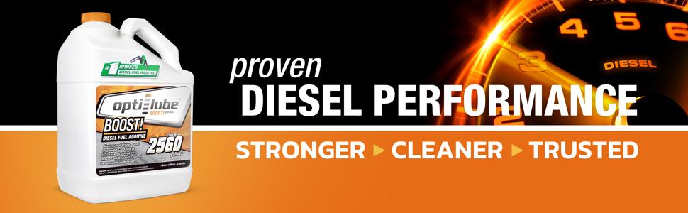 Proven Diesel Performance