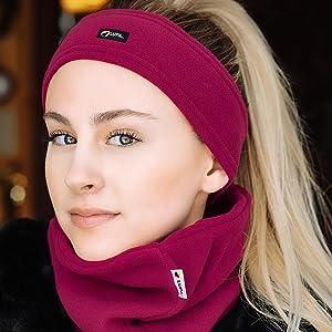lupa, lupa canada, made in canada, neck warmer, neck gaiter, headbands, beanie, hat, winter