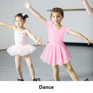 girl dance clothes