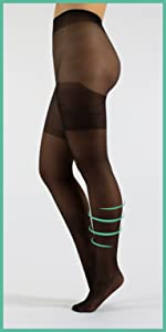 collant riposanti, collant ripossante taglie grandi, calze elastiche taglie forti, curvy, collant,