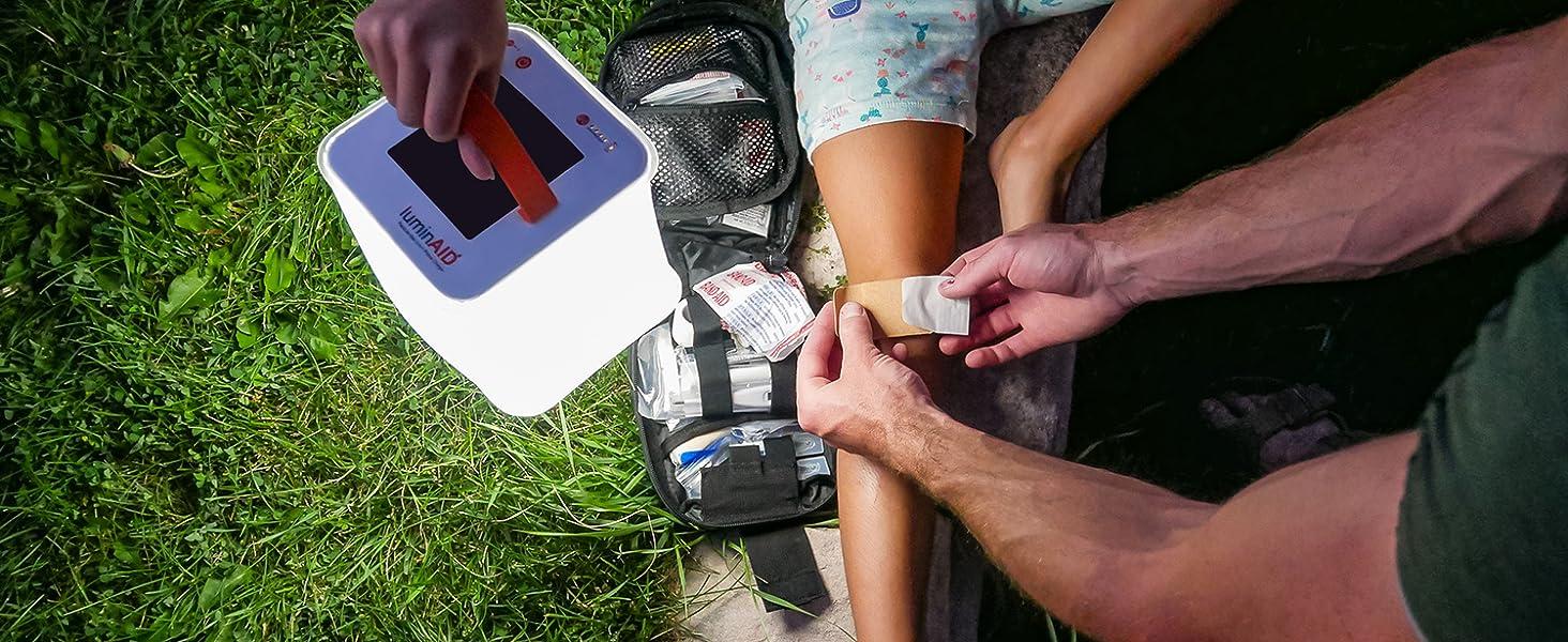 Emergency Kit Solar Lantern