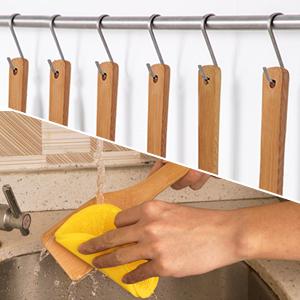 koken houten lepel