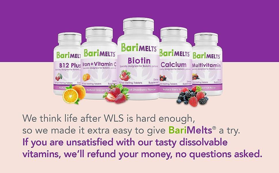 bariatric multivitamin vitamins