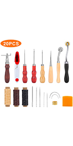 Leather Sewing Tools,