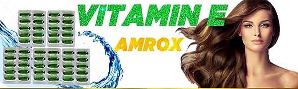 vitamin e capsule