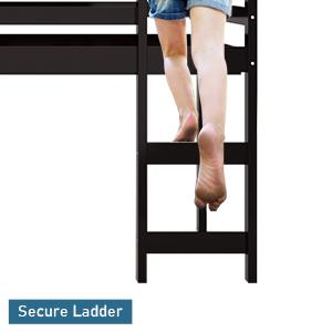 secure ladder