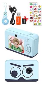 2.6 Inch 1080P Kids Camera (blue)
