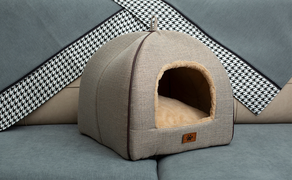 Cat Bed Tent