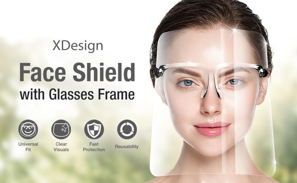XDesign Glass Frame 001