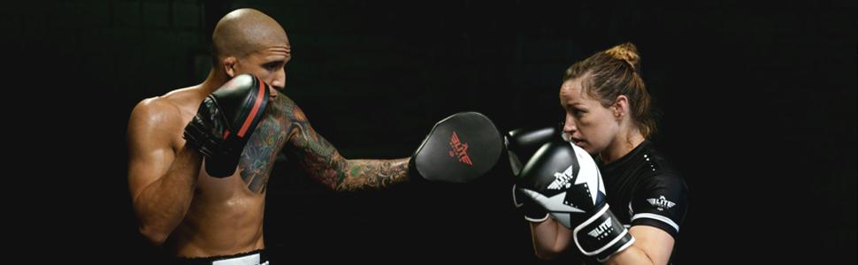 MMA Focus Mitts